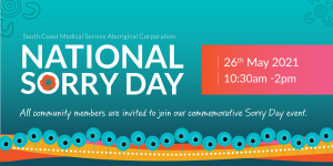 National Sorry Day @ Bomaderry Homes