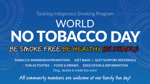 World No Tobacco Day - NOWRA @ World No Tobacco Day